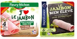 jambon sans anti bio